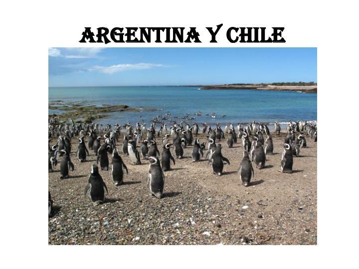 Argentina y
