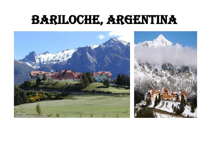 Bariloche