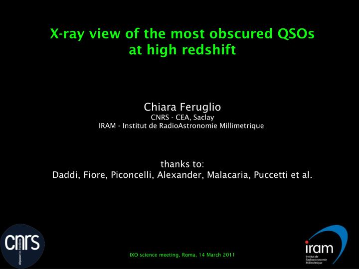 X-ray view of the most obscured QSOs