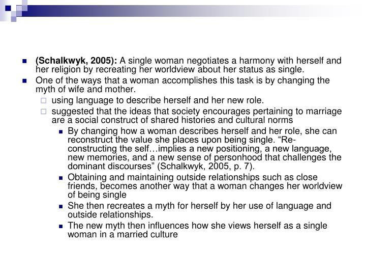 (Schalkwyk, 2005):