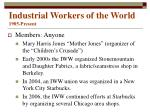industrial workers of the world 1905 present1