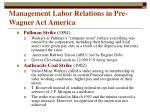 management labor relations in pre wagner act america2