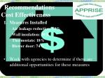 recommendations cost effectiveness1