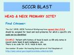 scccr blast12