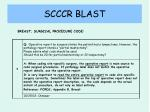 scccr blast27