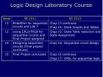 logic design laboratory course6