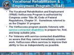 vocational rehabilitation employment program vr e