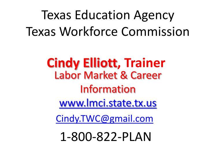 Texas Education