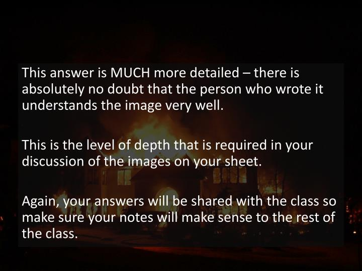 This answer is MUCH more detailed – there is absolutely no doubt that the person who wrote it understands the image very well.
