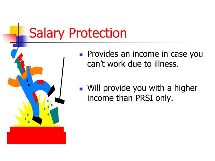 Salary Protection