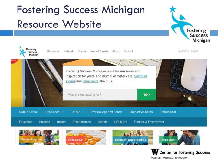 Fostering Success Michigan