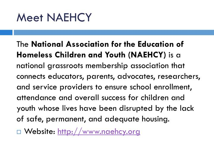 Meet naehcy