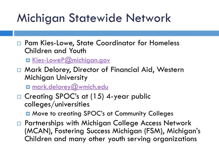 Michigan Statewide Network