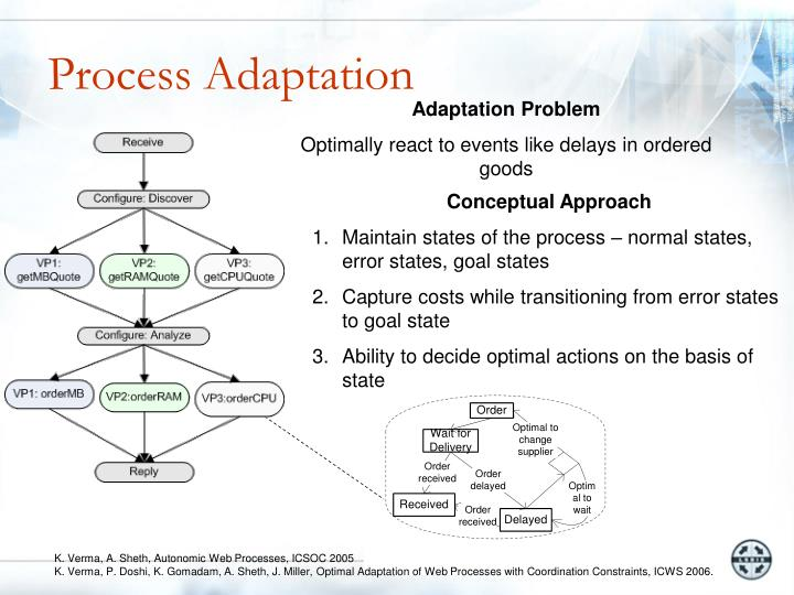 Process Adaptation