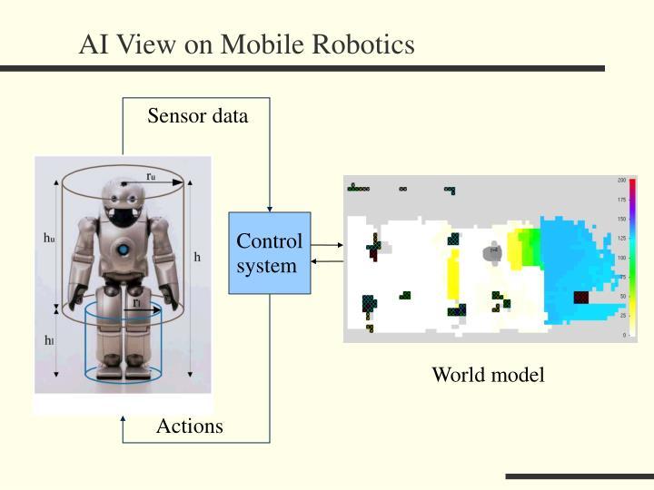 AI View on Mobile Robotics