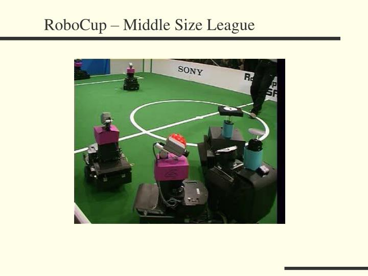 RoboCup – Middle Size League