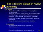 pert program evaluation review technique1