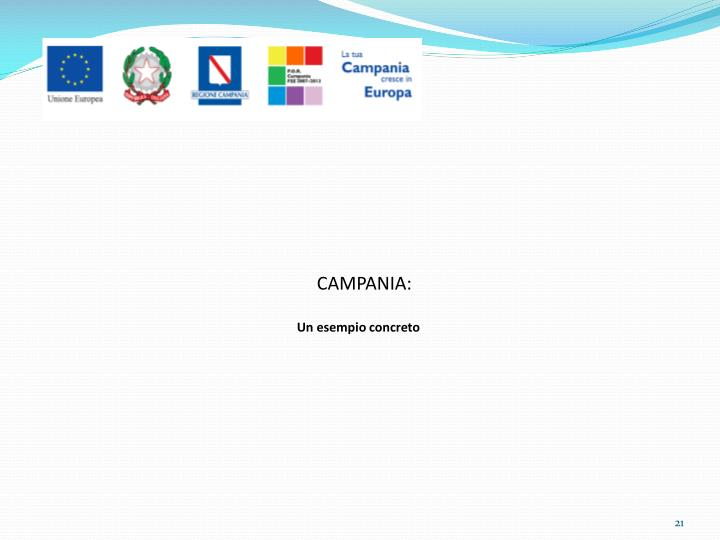 CAMPANIA: