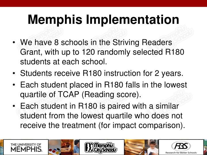 Memphis Implementation