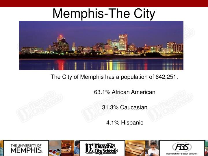 Memphis-The City