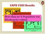 ebpr fish results