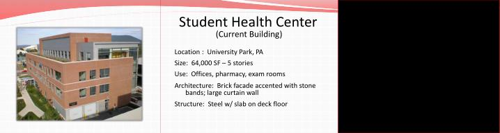 Student health center1