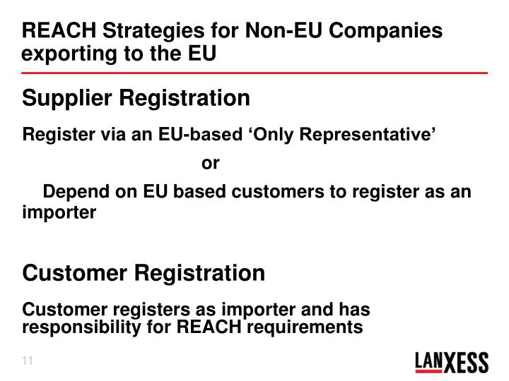 Supplier Registration