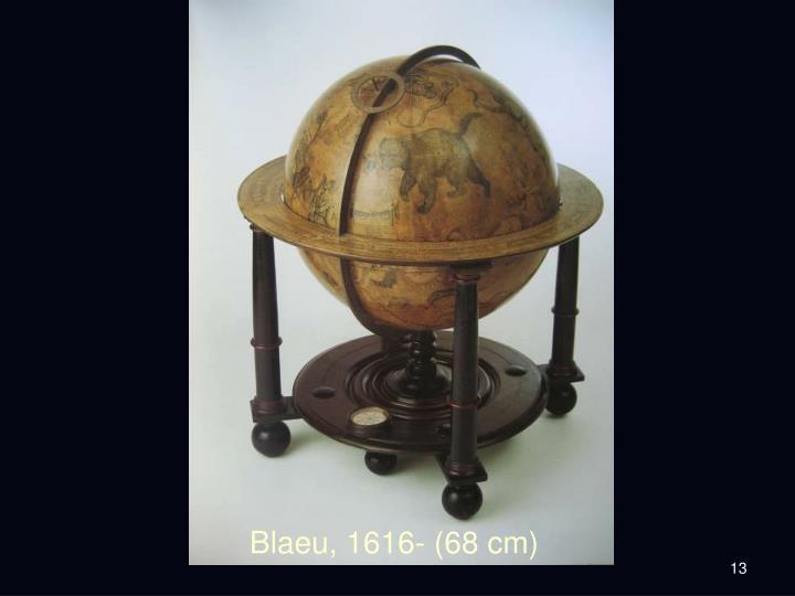 Blaeu, 1616- (68 cm)