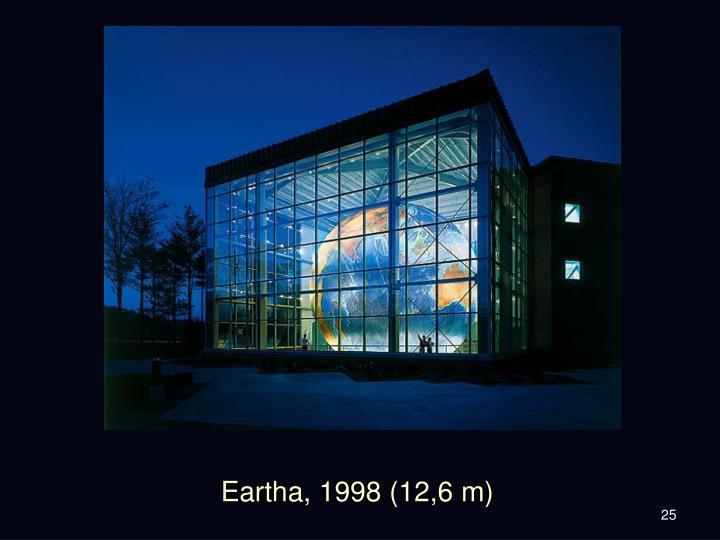 Eartha, 1998 (12,6 m)