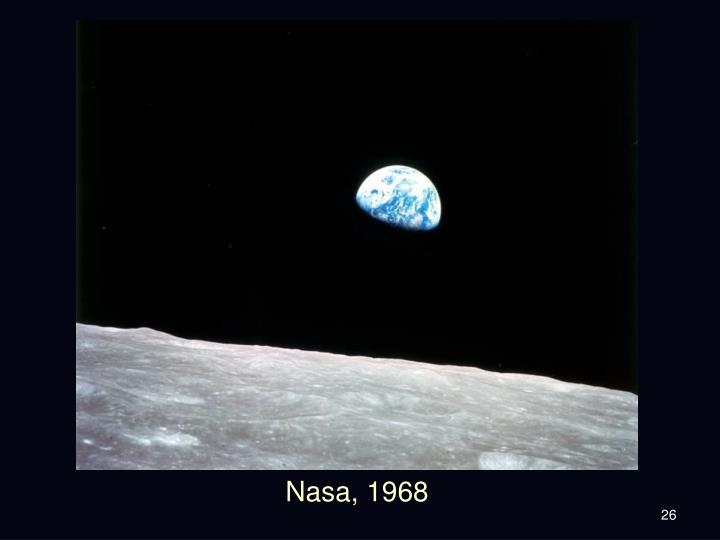 Nasa, 1968