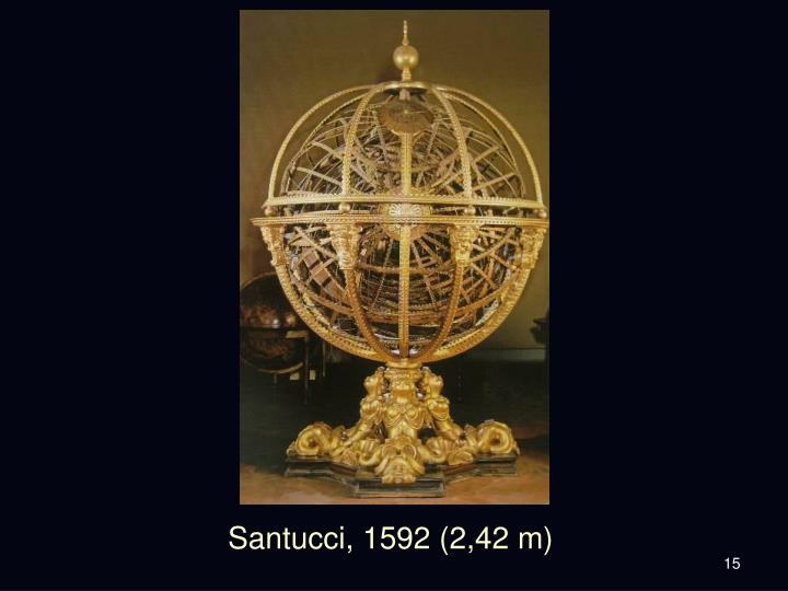 Santucci, 1592 (2,42 m)