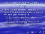an example of an interest rate swap1