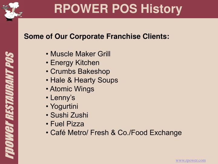 Rpower pos history1