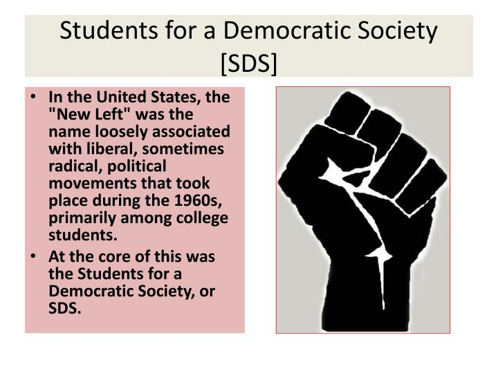 Students for a Democratic Society [
