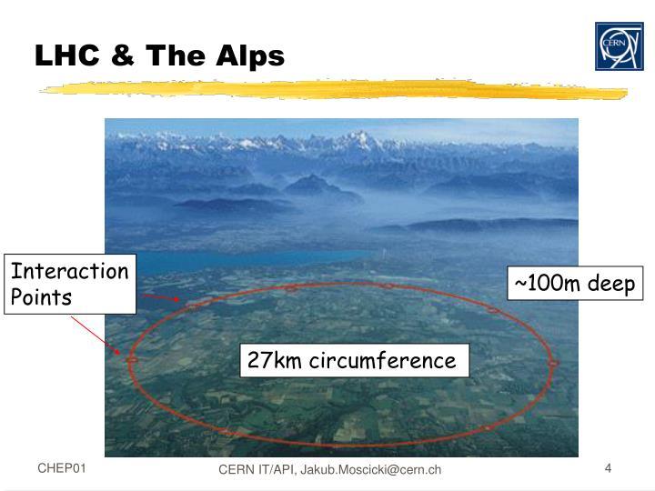 LHC & The Alps