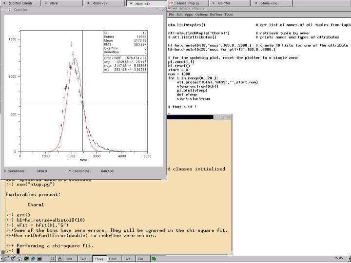 CERN IT/API, Jakub.Moscicki@cern.ch