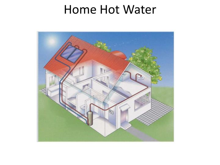 Home Hot Water