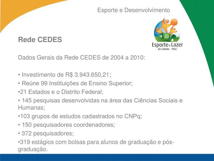 Rede CEDES