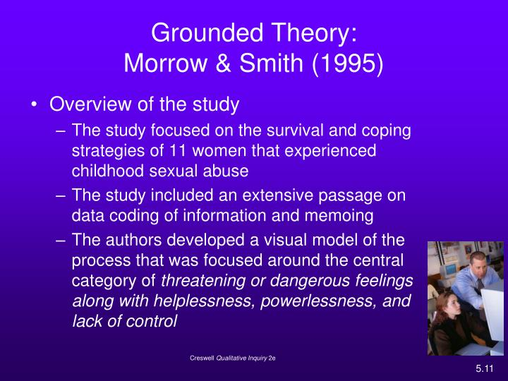 Grounded Theory: