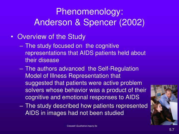 Phenomenology:
