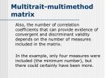 multitrait multimethod matrix4
