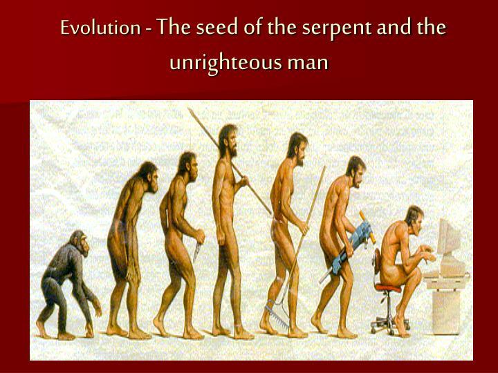 Evolution -