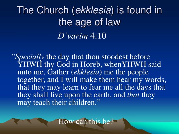 The Church (