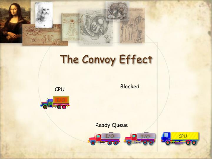 The Convoy Effect