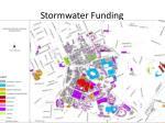 stormwater funding