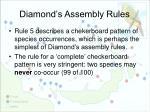 diamond s assembly rules6
