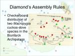 diamond s assembly rules7