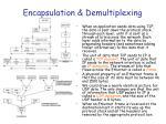 encapsulation demultiplexing