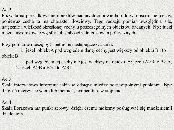 Ad.2: