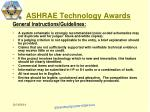 ashrae technology awards8